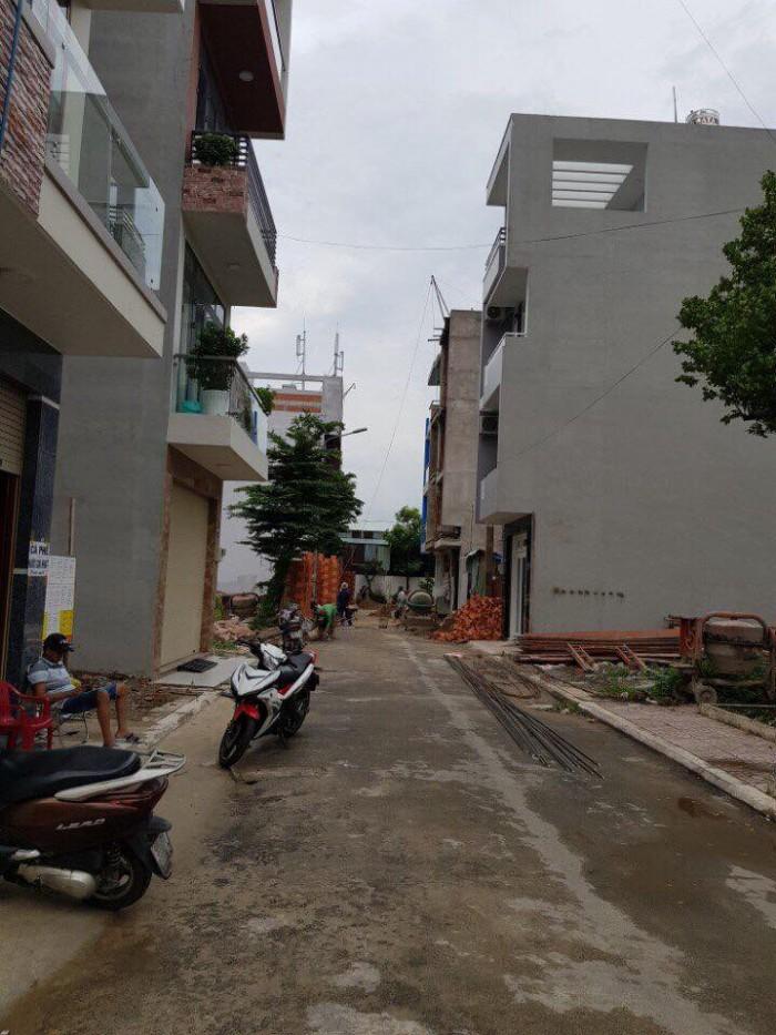 Bán nhà riêng Tây Thạnh, Tân Phú, diện tích 4 x 15, 3 lầu, sổ hồng riêng.