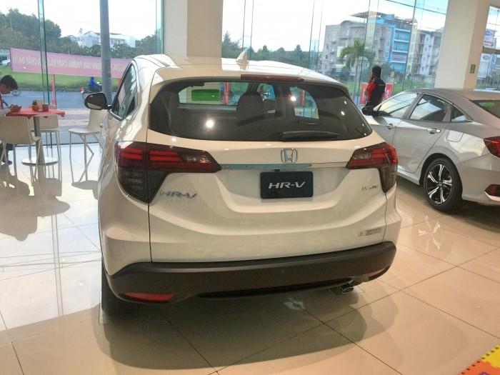 Honda HRV 5 chổ nhập khẩu Thái Lan - Honda Cần Thơ