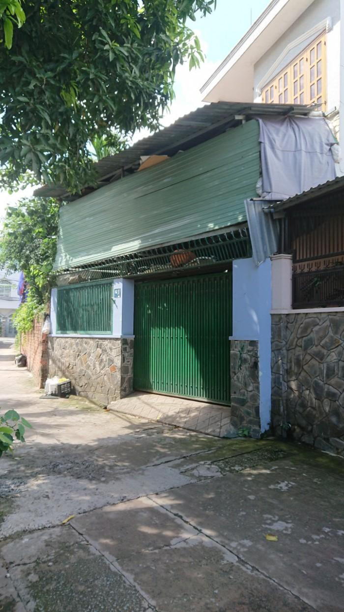 Bán nhà 1T 1L 3PN, DT 72m2, phường Linh Đông, Thủ Đức, giá không thể rẻ hơn