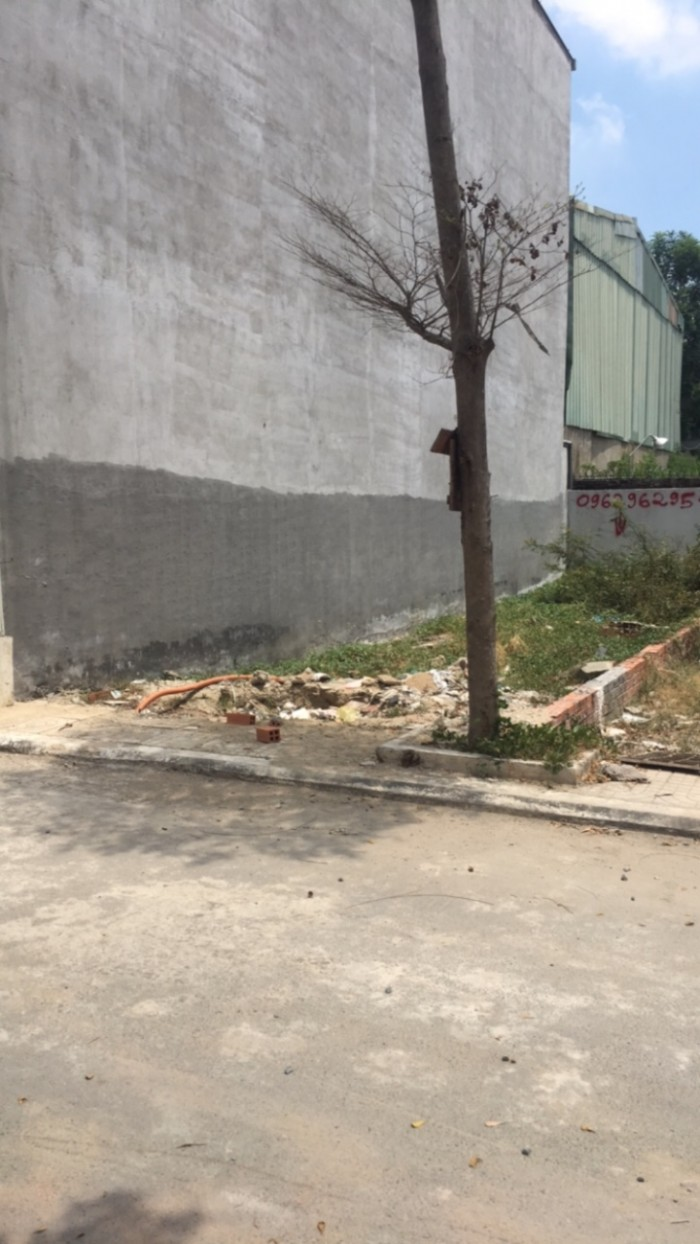 Cần bán lô đất trống 4 x 14.5 hẻm 150 Nguyễn Hữu Dật, sổ hồng riêng.