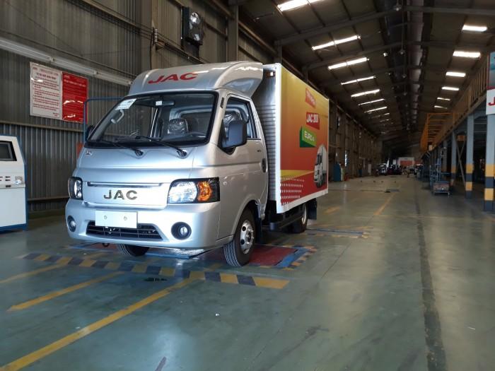 Bán xe tải Jac 2018 cabin Hyundai 990 - 1t25 - 1t49, hỗ trợ trả góp 90%