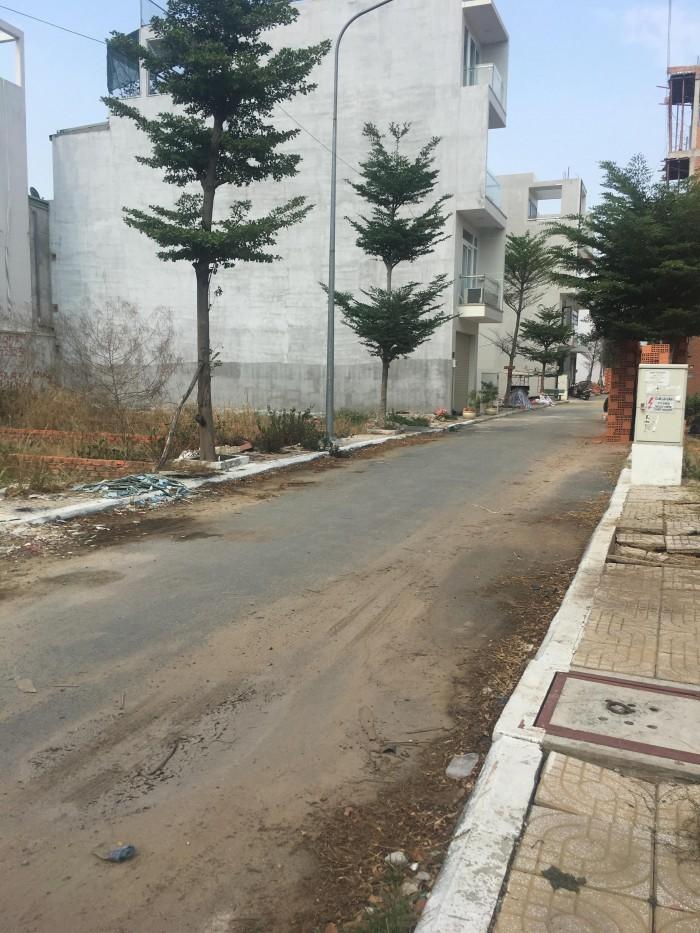 Đất phân lô 4x15m KDC Anh Dũng, Tây Thạnh, Tân Phú, SHR
