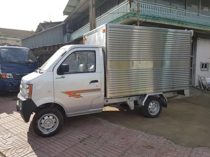 Bán xe tải nhỏ Dongben 870kg Euro 4, trả trước 30tr có xe, giá tốt nhất