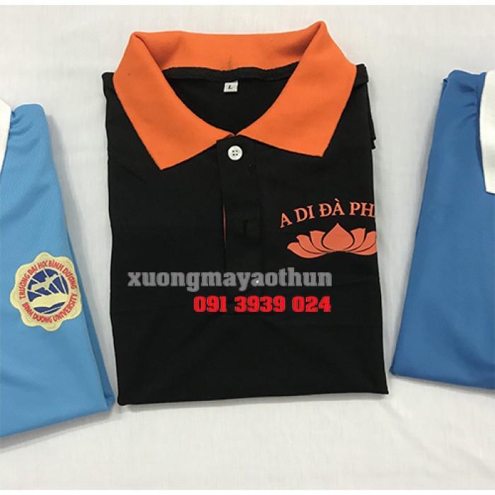 áo thun tay dài nam nữ, trùm may áo thun tay dài giá rẻ tại tphcm8