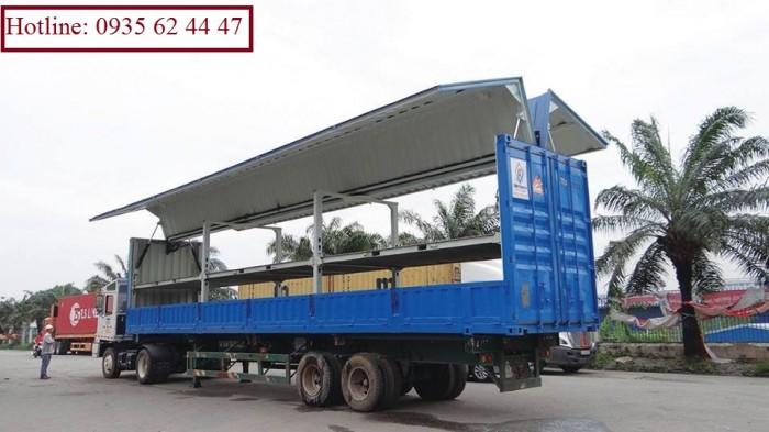 Container Cánh Dơi Tân Thanh - Đôi Cánh Ngành Vận Tải