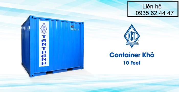 Bán và cho thuê Container văn phòng, kho, lạnh, WC 7