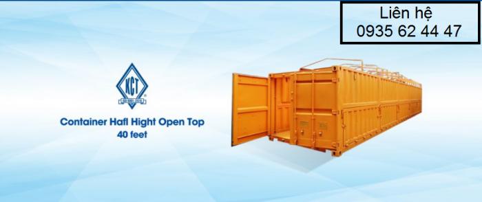 Bán và cho thuê Container văn phòng, kho, lạnh, WC 5