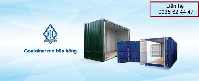 Bán và cho thuê Container văn phòng, kho, lạnh, WC 4