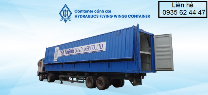 Bán và cho thuê Container văn phòng, kho, lạnh, WC