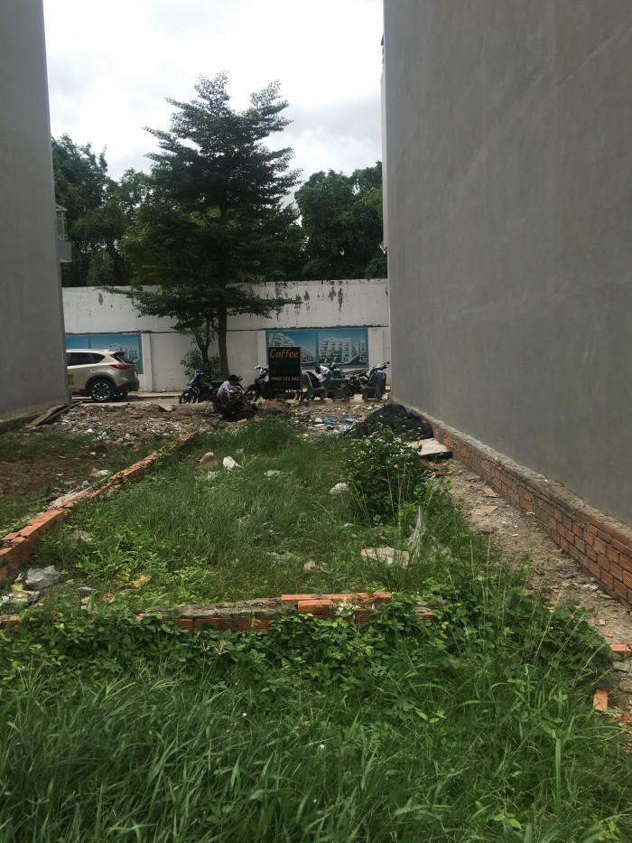 Đất phân lô Nguyễn Hữu Dật, diện tích 4 x 17, sổ hồng riêng, 66tr/m2.