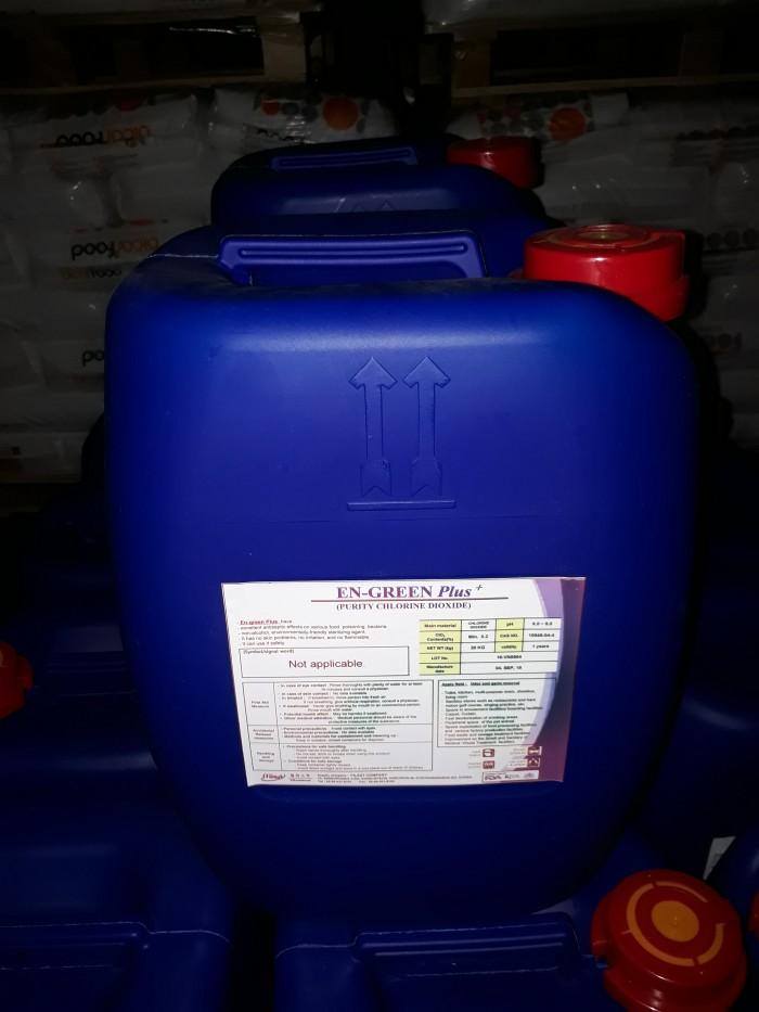 Purity Chlorine Dioxide - Xuất xứ: Hàn Quốc - Dùng trong thực phẩm, y tế, công nghiệp0