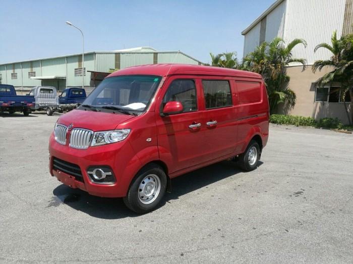 Xe tải Van DongBen 5 chỗ / tải 499kg chạy trong Sài Gòn 24h - không cấm tải - không cấm giờ -