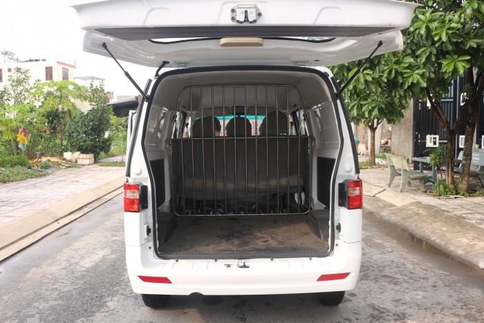 Xe tải Van DongBen 5 chỗ / tải 499kg chạy trong Sài Gòn 24h - không cấm tải - không cấm giờ - 1