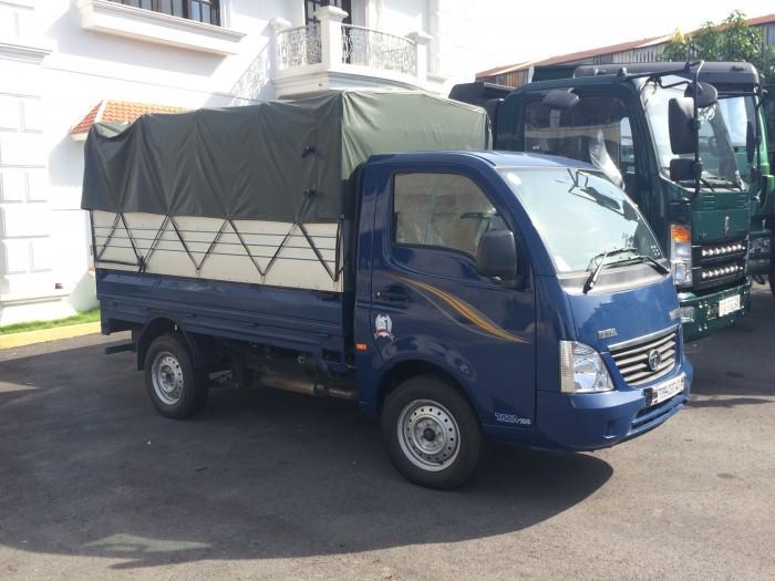 Xe tải tata 1.2 tấn máy dầu 2018