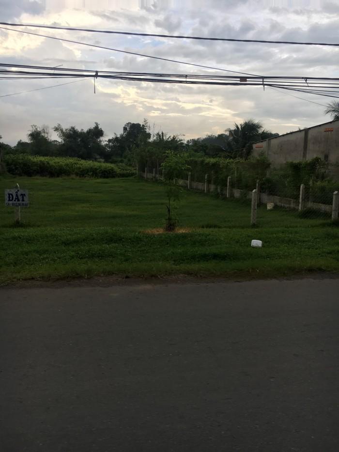 Bán lô đất 256m2 đường Nguyễn Văn Long, Bình Chánh