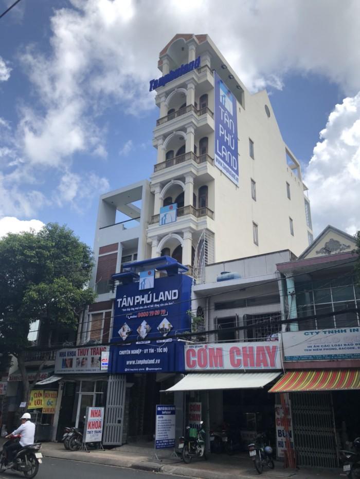 Bán nhà hẻm 4m Dương Văn Dương,DT:4m x 14,5m(cấp 4 cũ)