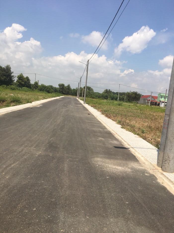 Bán đất đã có sổ hồng DT 101m2 Long Thành, Đồng Nai