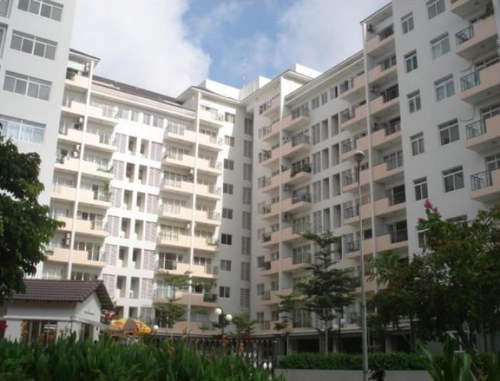 Cần bán căn hộ Topaz Elite Quận 8 Dt 78m, 2 phòng ngủ