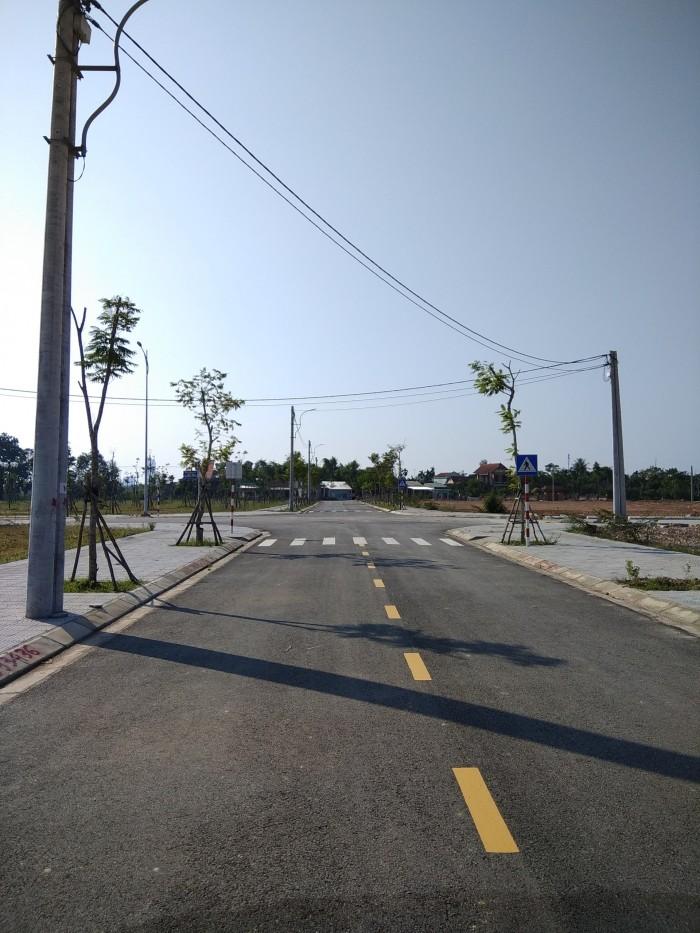 Đất nền KQH Thủy Thanh 3 - Tp Huế, khổ 100m2, hướng Đông Bắc
