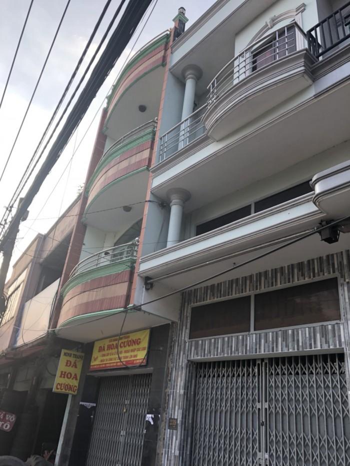 Bán nhà Mặt Tiền Quốc Lộ 1 A (4 x 12m), 1 trệt, 2 lầu