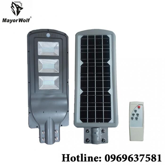 Đèn năng lượng mặt trời liền thể 90W12