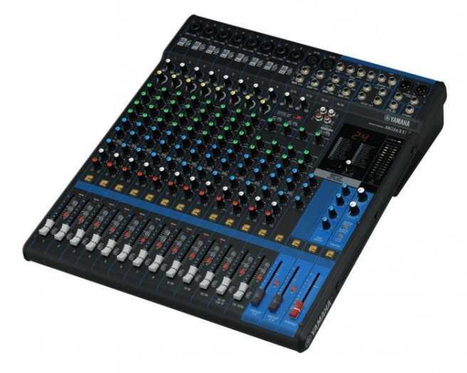 Mixer Yamaha MG16XU2