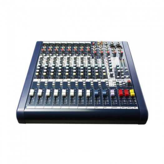 Mixer Soundcraft MFX 8/21