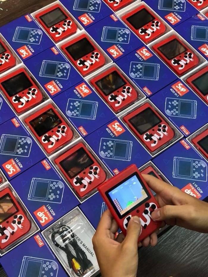 Máy Chơi Game Box Retro G1 SUP Plus 400 in 1 - 400 Game1