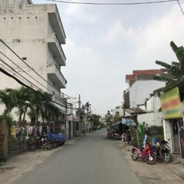 Đất Nguyễn Văn Quá,SHR