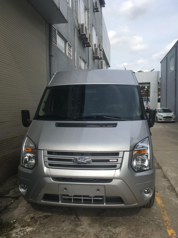 Ford Transit 2018 Khuyến mại cực tốt trong thời gian cuối năm