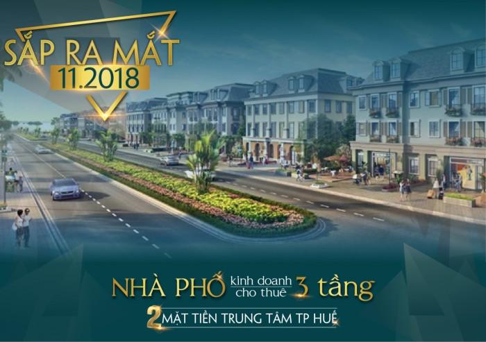 COMING SOON- Dự án siêu hot sắp ra mắt vào tháng 11/2018-Ngay Trung Tâm Thành Phố Huế