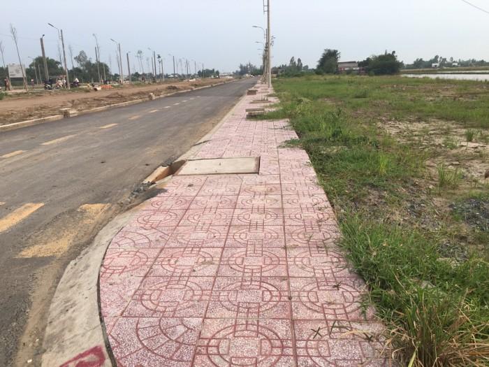 Cơ hội làm giàu cho KH mua đất ở QL 50 gần cảng QT Phước Đông