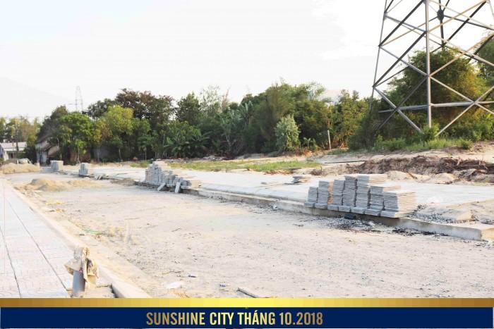 Chỉ còn lại 3 lô liền kề nằm trong dự án Sunshine City phía Nam Đà Nẵng