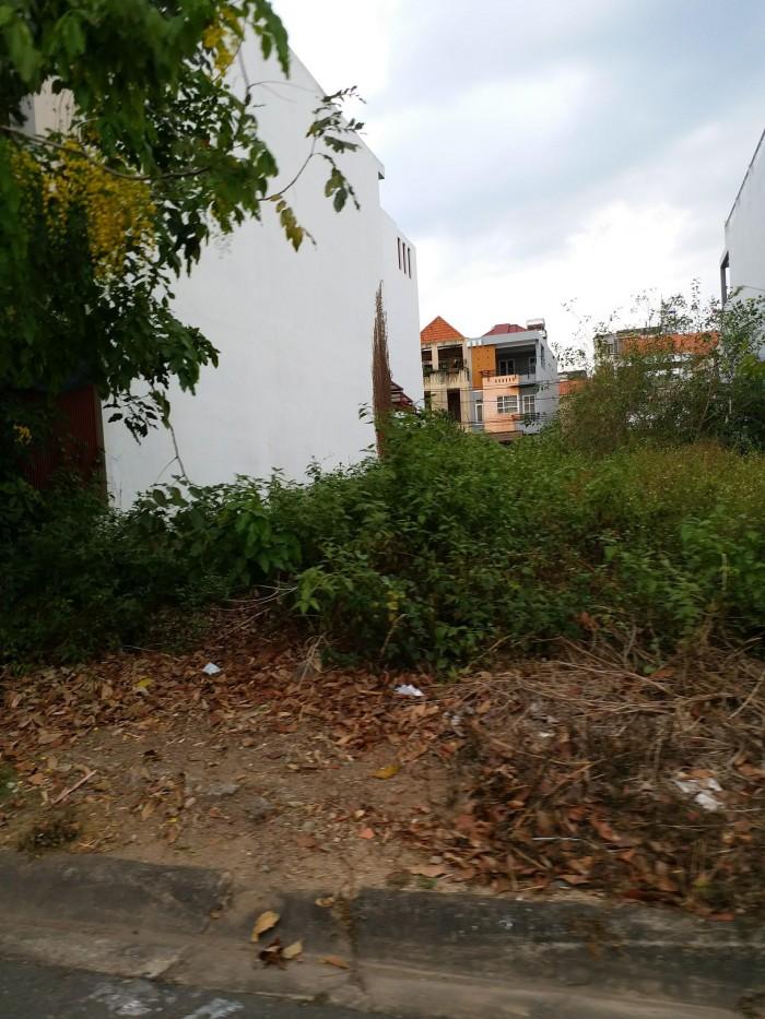 Bán đất 85m2(ngang 6m) đường Cao Lỗ, Quận 8