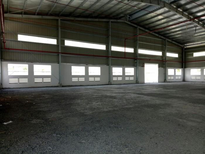 Bán kho xưởng 380m2 đường QL 50, Bình Chánh