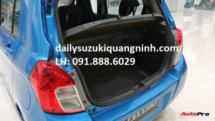 Bán xe suzuki Celerio tại quảng ninh, xe nhập chính hãng,giá tốt