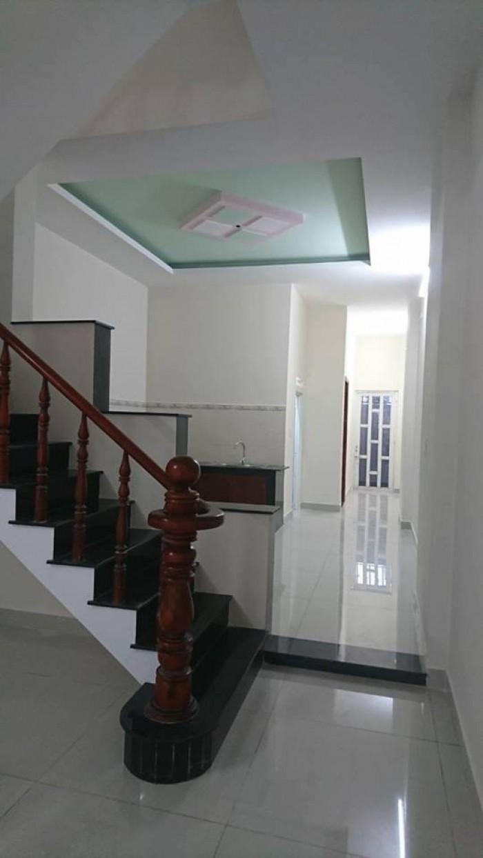 Nhà 1 trệt 1 lầu 84m2 SHR Tân Đông Hiệp - Dĩ An.