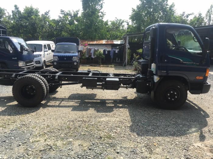 Hyundai Mighty 110S tải 6.5 tấn nhập khẩu tại Cần Thơ 8