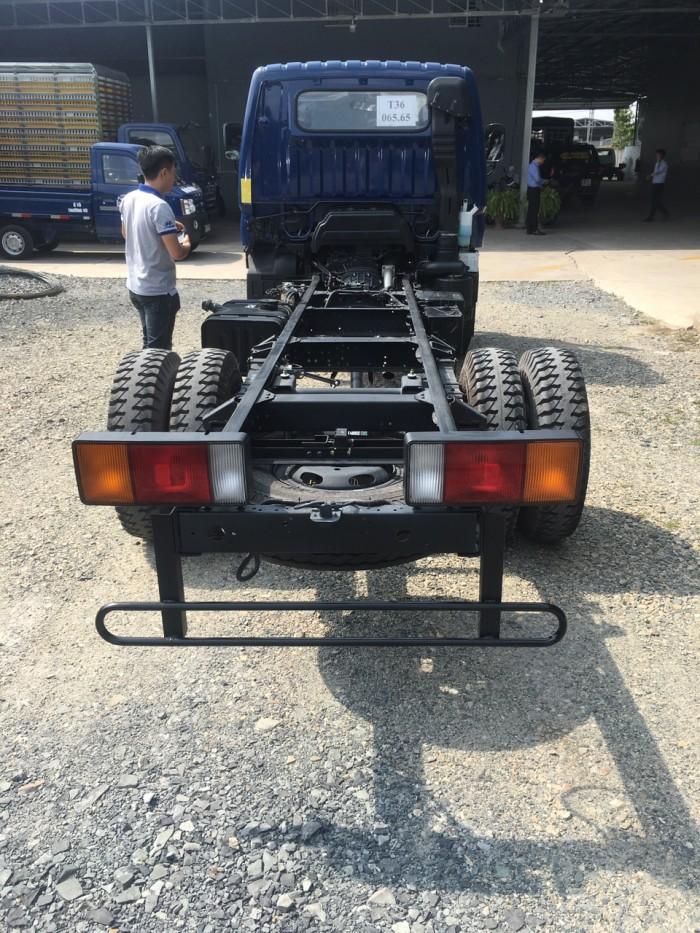 Xe tải Hyundai nhập khẩu Mighty 110S tải trọng 6.9 tấn 1