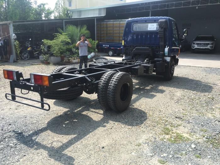 Xe tải Hyundai nhập khẩu Mighty 110S tải trọng 6.9 tấn 6
