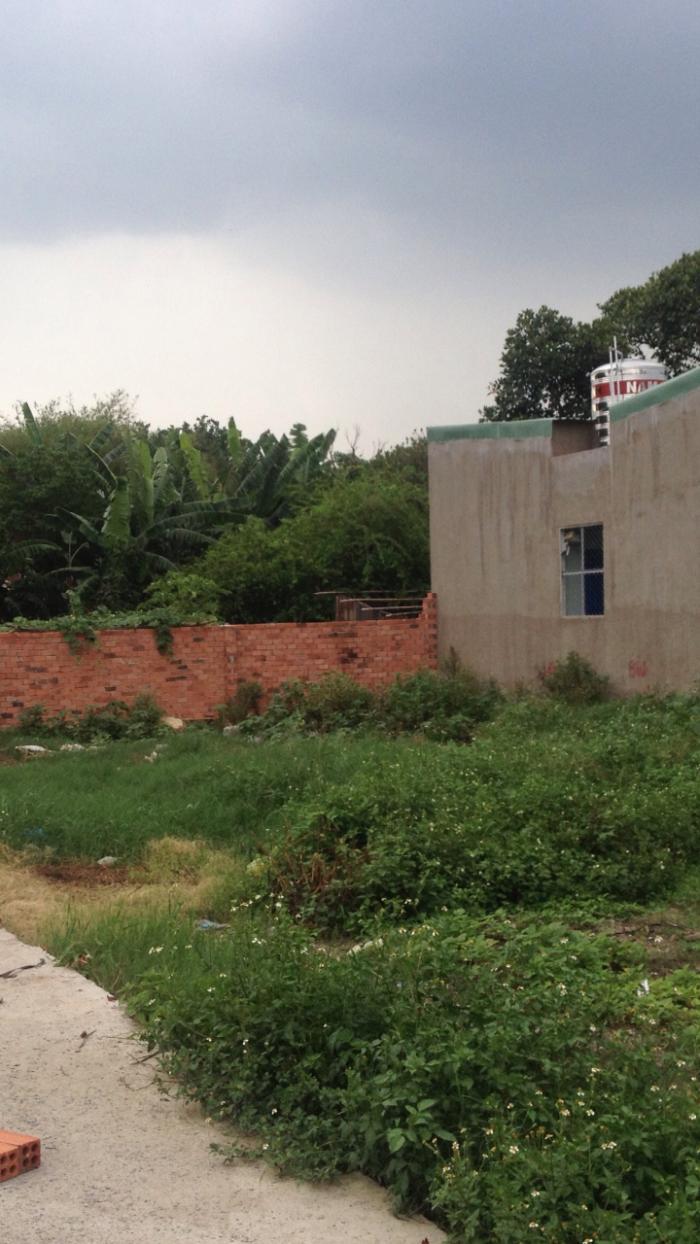Cần bán miếng đất đường Nguyễn văn nguyên long tâm Tp bà rịa vũng tàu
