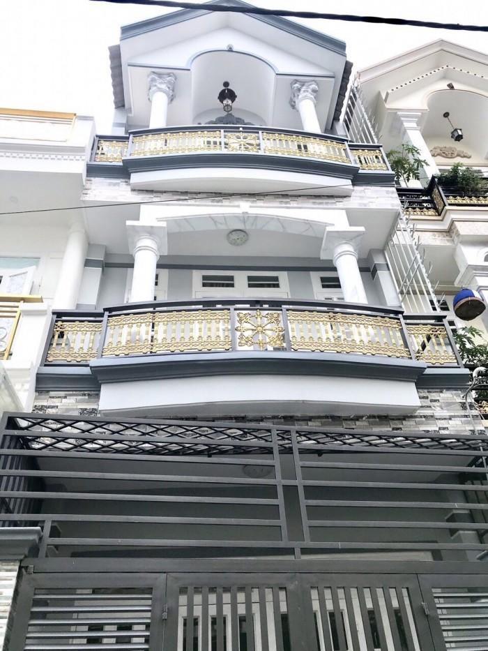 Chính chủ bán nhà dt sử dụng 170m2 TTH 07 P.Tân Thới Hiệp Quận 12