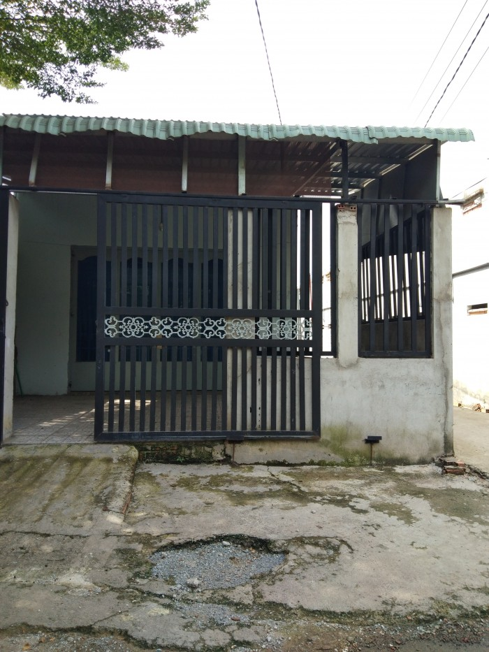 Bán nhà riêng Phường An Phú 1 trệt 1 lửng đường ô tô