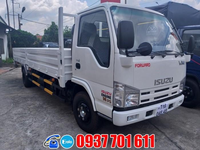 Xe tải Isuzu 1t9 thùng dài 6m2 giá rẻ trả góp toàn quốc 2