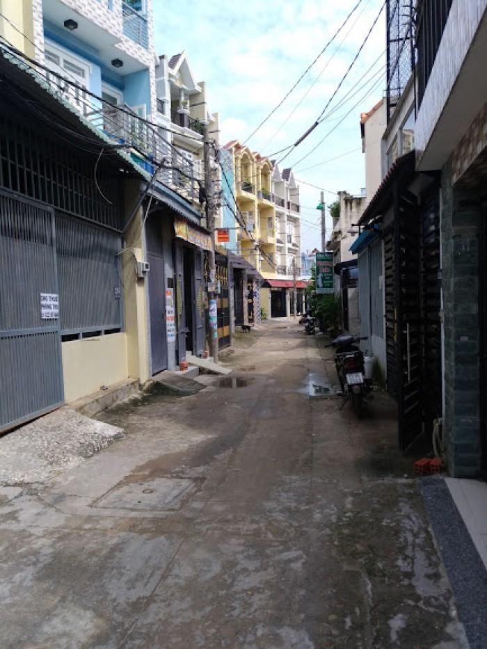 Bán lô đất thổ cư chợ Bà Hom sổ hồng chính chủ
