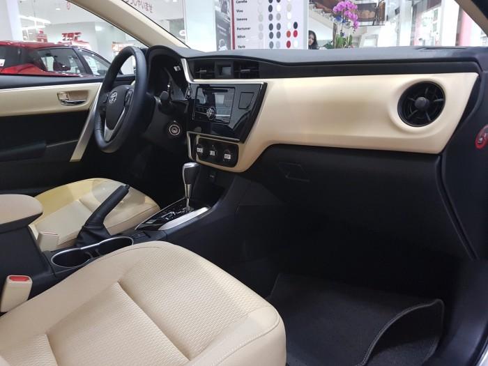 Toyota Altis 2019 – Giảm Tiền Mặt – Tặng Bảo Hiểm – Tặng Phụ Kiện Tại Toyota An Thành Fukushima