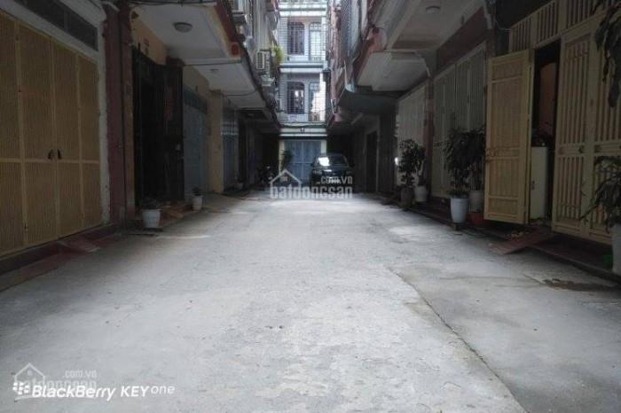 Bán nhà phân lô, ô tô phố Thái Hà diện tích 40m2, 4 tầng, mt 4m