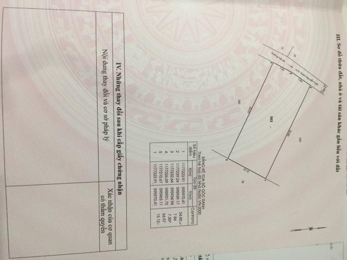 Đất Bình Chánh 530 m2 ngang 16