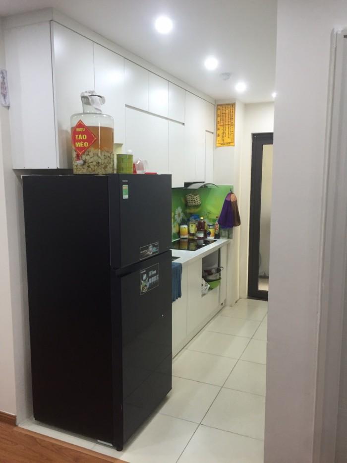 Bán gấp căn hộ 2 phòng ngủ 62m2 tại chung cư Đồng Phát, Hoàng Mai, bao phí sang tên + full nội thất