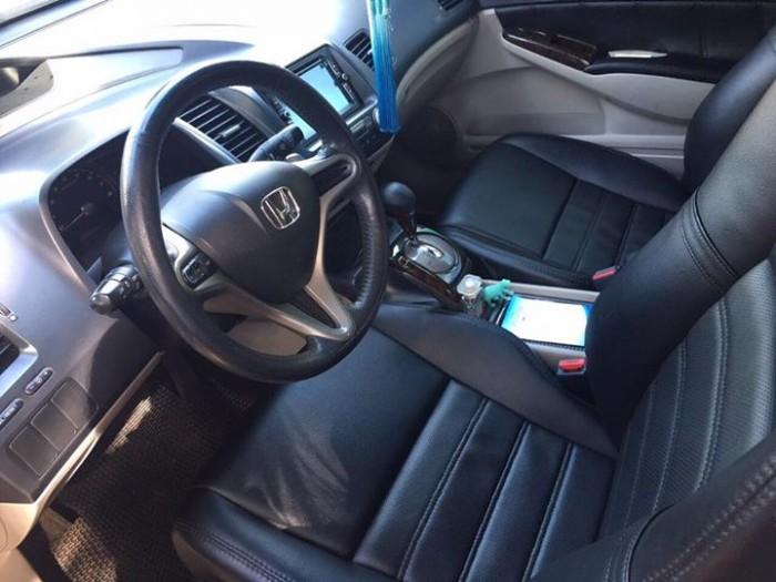 Bán em Honda Civic 2.0 đen tự động 2007 Full option